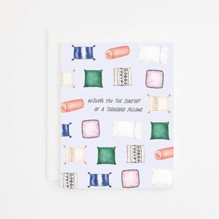 Party Sally Greeting Card - A Thousand Pillows
