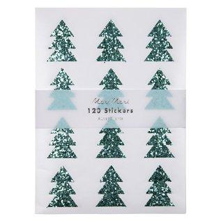 Meri Meri Glitter Trees Stickers