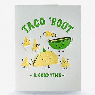 Elum Birthday Card - Taco Time