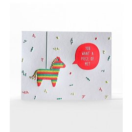 Elum Birthday Card - Feisty Pinata
