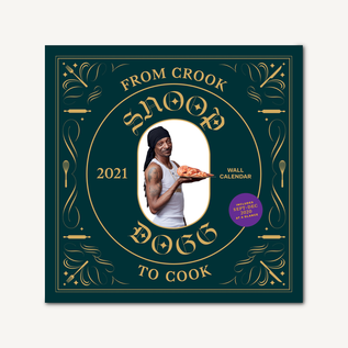 Chronicle Books Snoop Dogg 2021 Wall Calendar