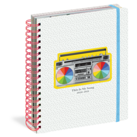 Workman Publishing SALE This is My Song 2021 Planner