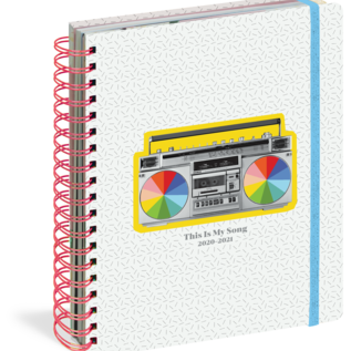 Workman Publishing This is My Song 2021 Planner