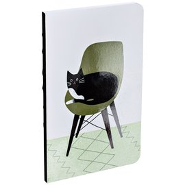 TeNeues Olive Cat Journal