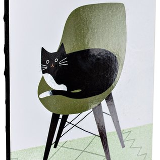 TeNeues Olive Cat Journal