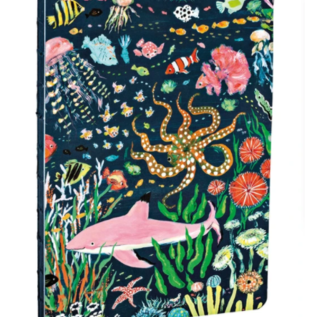 TeNeues Pink Shark Notebook