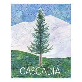 Yardia Cascadia Art Print