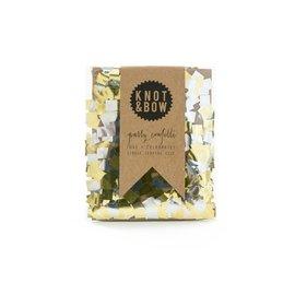 Knot & Bow Gold & Silver Tiny Confetti