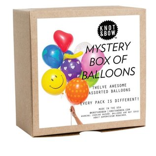 Knot & Bow Mystery Party Balloons
