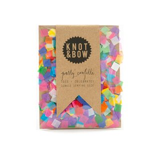 Knot & Bow Rainbow Tiny Confetti