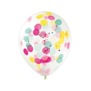 Inklings Paperie Bright Confetti Balloons