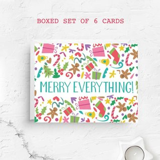 Nicole Marie Paperie Merry Everything Boxed Notes