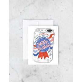 Idlewild Birthday Card - Birthday Beer