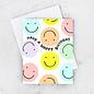 Idlewild Birthday Card - Smiley