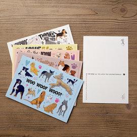 Jovietajane Puppos Postcard Set