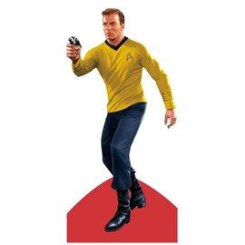 Unemployed Philosophers Guild Die-cut Card - Captain Kirk