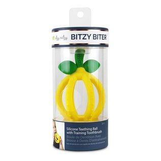 Itzy Ritzy SALE Teether - Lemon