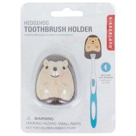Kikkerland Design Inc SALE Animal Toothbrush Holders Hedgehog