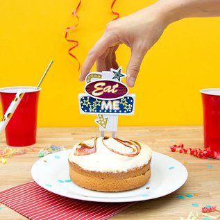 Suck UK SALE Flashing Food Topper