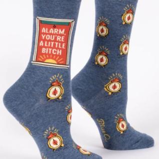 Blue Q SALE Blue Q Women's Socks Alarm Bitch