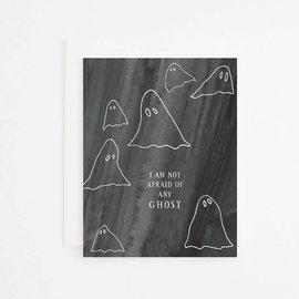 Party Sally SALE Card  - Any Ghost