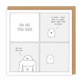 Ohh Deer SALE Card - You Died