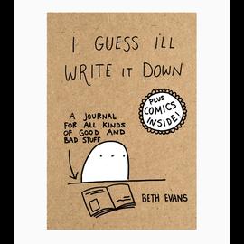 HarperCollins Publishers SALE I Guess I'll Write It Down
