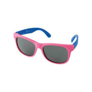 Time Concept Inc. SALE Kid's Sunglasses - Pink & Blue Square
