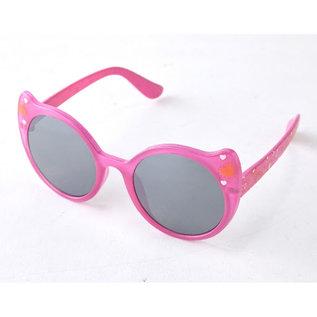 Time Concept Inc. SALE Kid's Sunglasses - Cat Pink