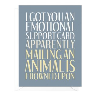 Peopleisms Encouragement Card - Emotional Support