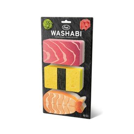 Fred Washabi Sponges