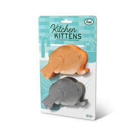 Fred Kitchen Kittens Sponges