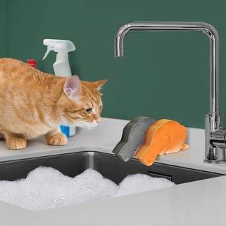 Fred Kitchen Kittens Sponges