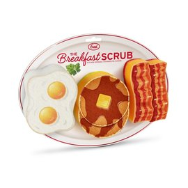Fred Breakfast Scrub Sponges