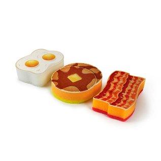 Fred Breakfast Scrub Sponges