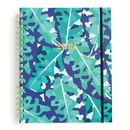 Waste Not Paper Dappled Leaf 2021 Planner