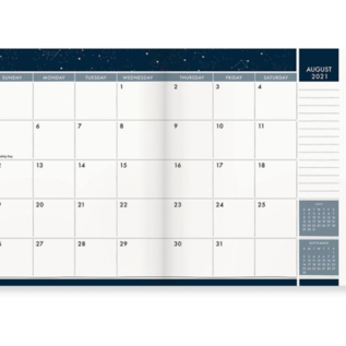 Waste Not Paper Night Sky 2021 Planner