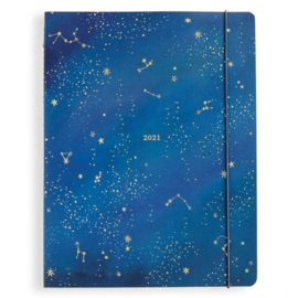 Waste Not Paper SALE Night Sky 2021 Planner
