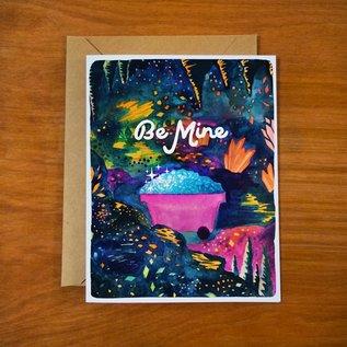 Pretty Bird Paper Co. SALE Card - Be Mine