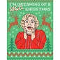 The Found Holiday Card - Betty White Christmas
