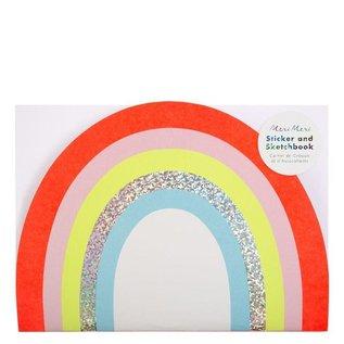 Meri Meri Rainbow Sketchbook
