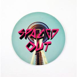 Lauren Rathburn Spaced Out Sticker
