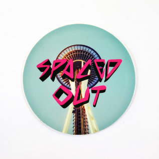 Lauren Rathburn Spaced Out Sticker