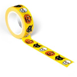 Smarty Pants Paper Halloween Washi Tape