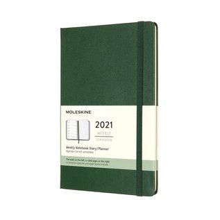 Chronicle Books / Moleskine Moleskine 2021 Weekly Planners