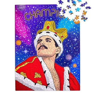 The Found Freddy Mercury Puzzle