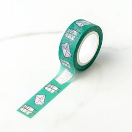 ilootpaperie Happy Mail Box Washi Tape