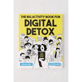 Penguin Group Big Activity Book For Digital Detox