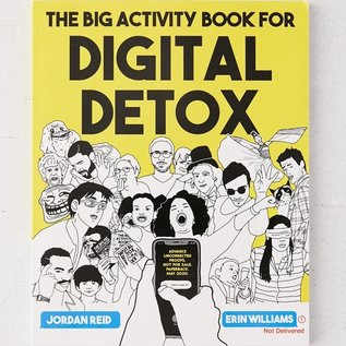 Penguin Group Big Activity Book For Digital Detox