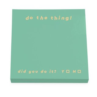Ohh Deer Do The Thing Sticky Notes